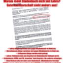 22.09.2018 - Infostand vor OBI Gladenbach